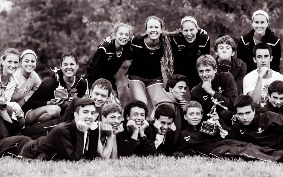 CAL Cross Country Runs Away with the Private School Championships