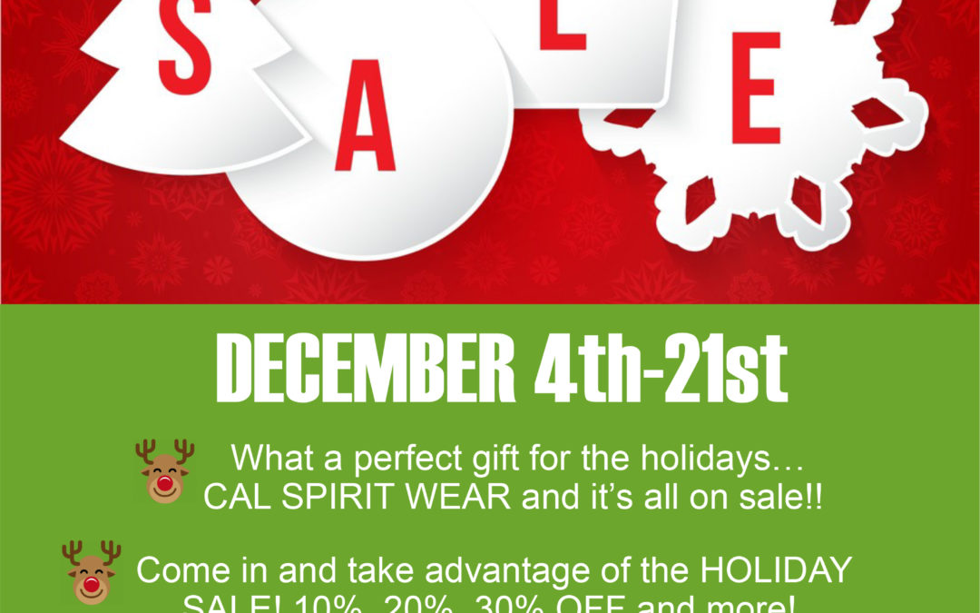 Centurion Armory Holiday Sale Begins Dec. 4th