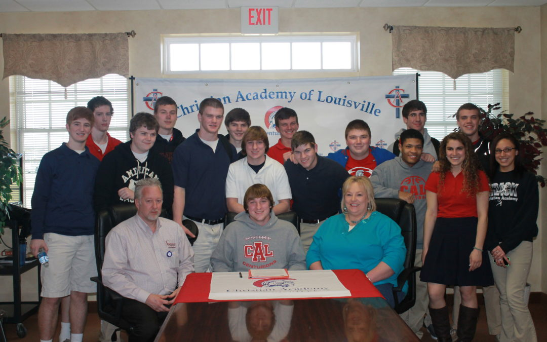 Austin Chelf Signs with Georgetown College