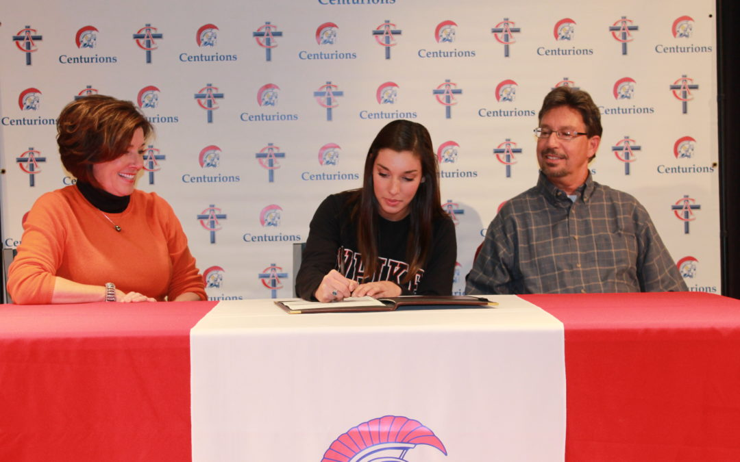 Conner Cook Signs with UPike