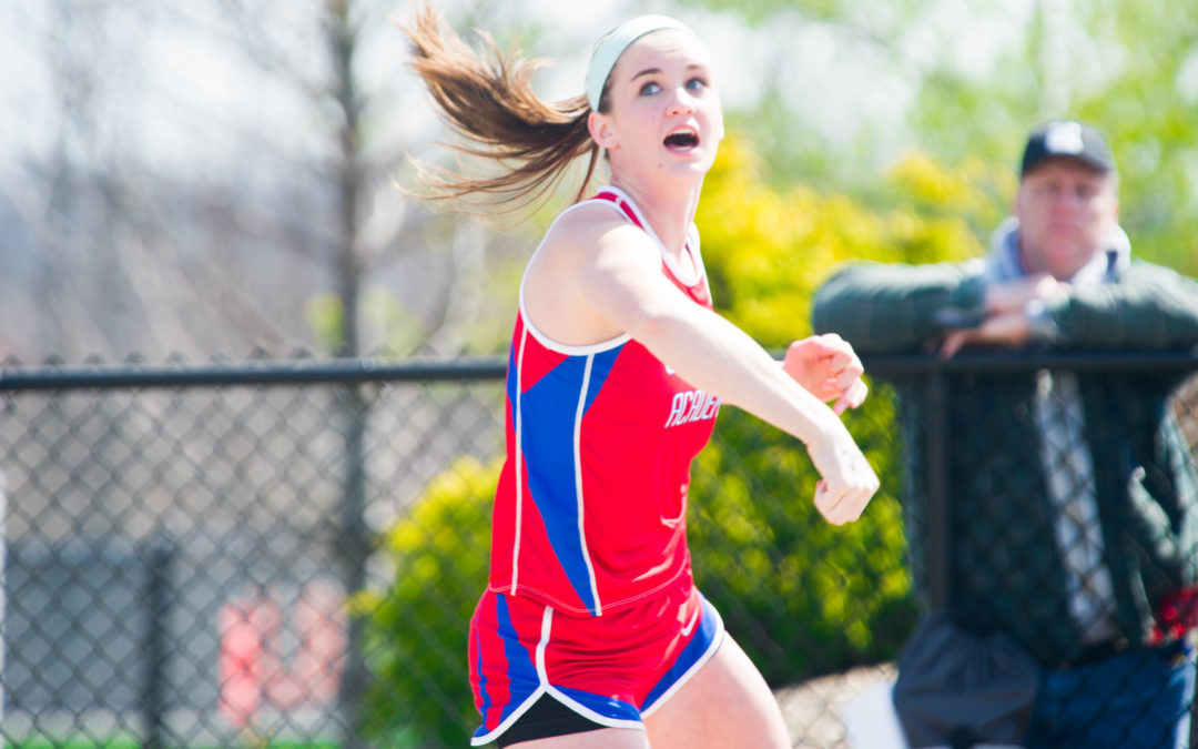 Top State Track & Field Compete at 8th Annual Harry Greschel Invitational