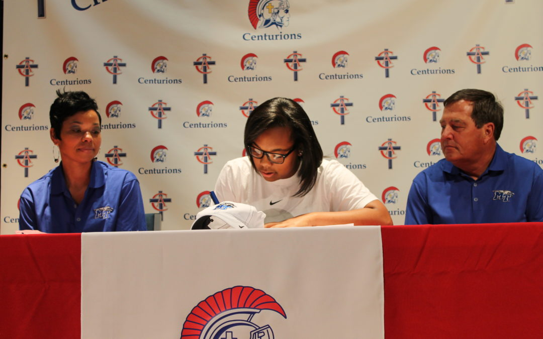 China Dow Signs With Middle Tennessee State University