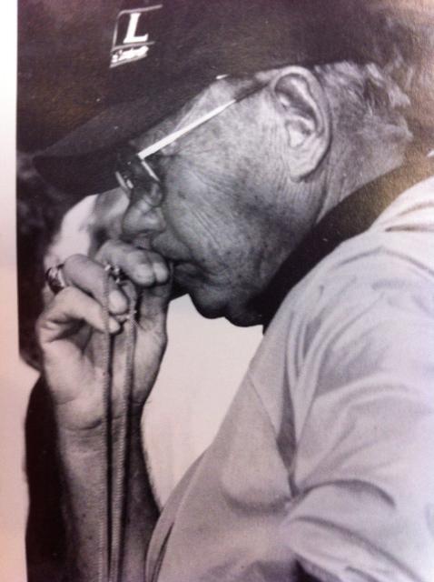 CAL Remembers Coach Harry Greschel