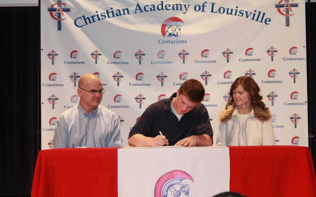 John Popovich Signs with Southeast Missouri State University