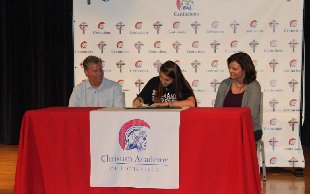 Mollie Reese Signs with Bellarmine Field Hockey