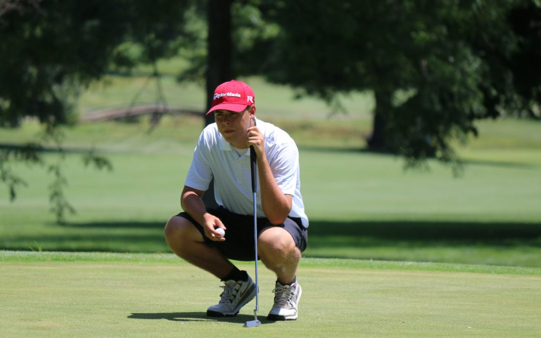 Scott Wright Signs to Play Golf at Jacksonville State University