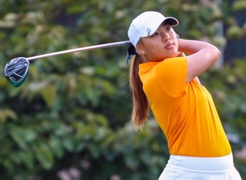 CAL Alumni Golfer Sarah Son Named Conference Player of the Year