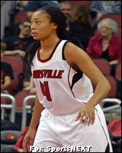 CAL Grad Is Key Player for UL Women's Basketball team