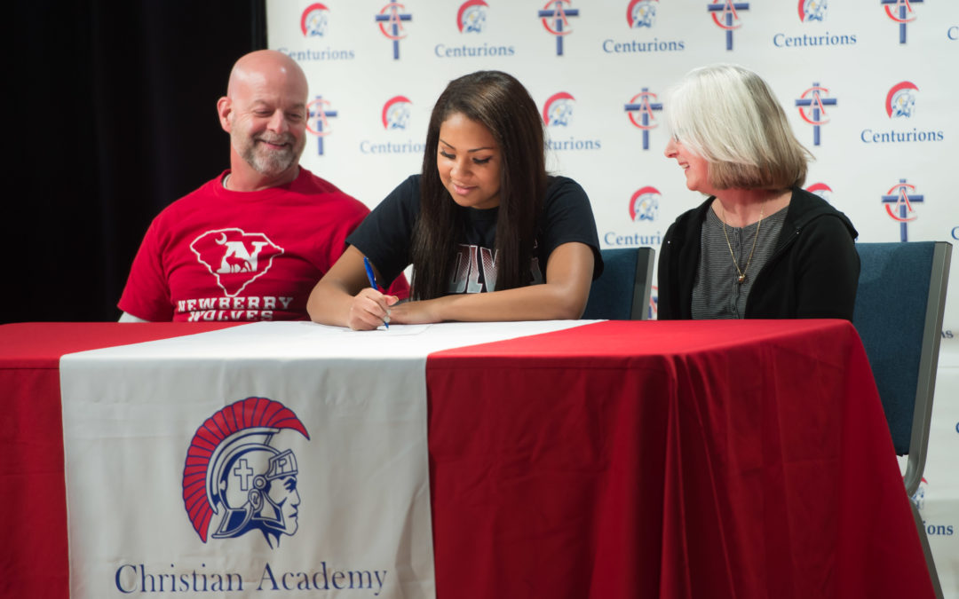 Killianna Waiz Signs to Play Field Hockey at Newberry College