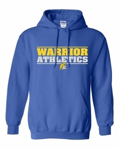 New Warrior Athletics Design Apparel Available for Pre-order Only!