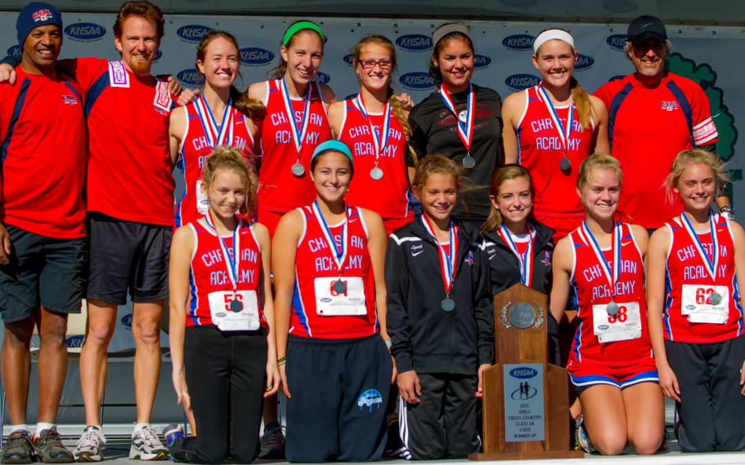 Girls Cross Country…State Runner-up!