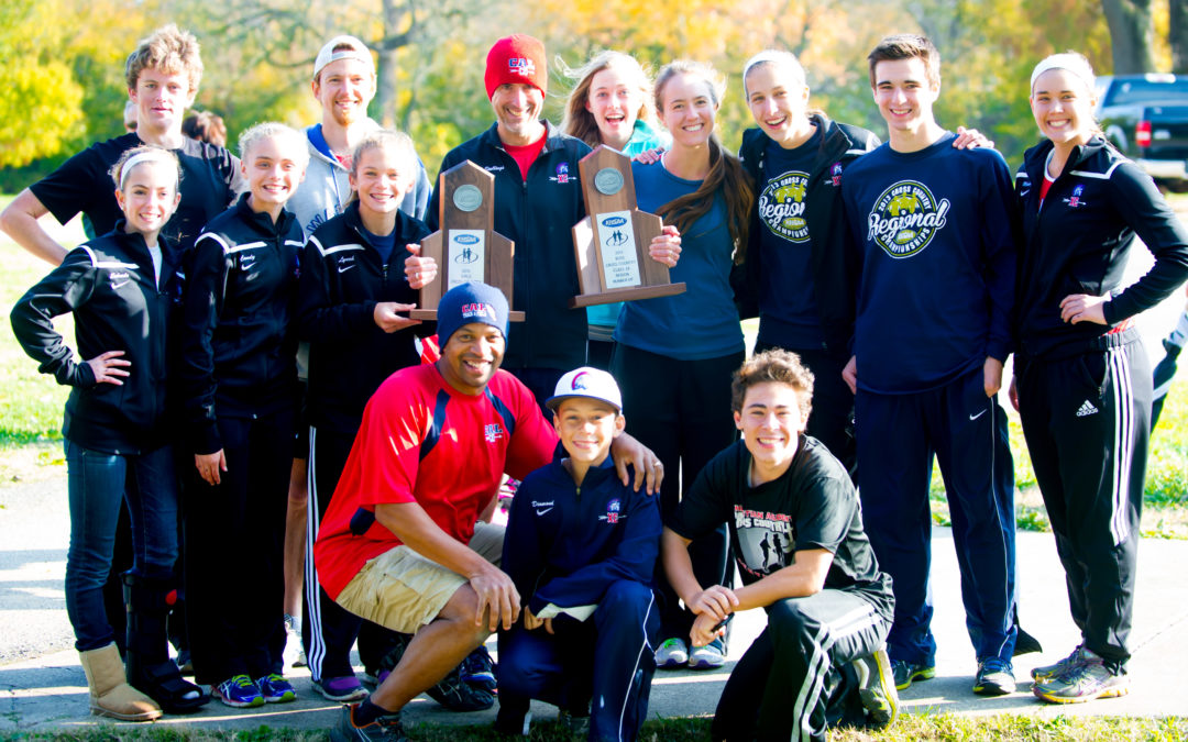 CAL Cross Country is State Bound!