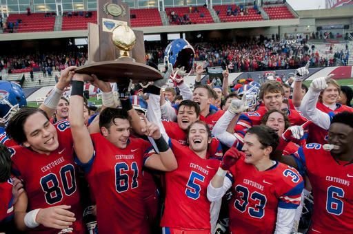 CAL Football Beats Danville for First State Title