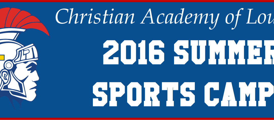 2016 CAL Summer Sports Camps