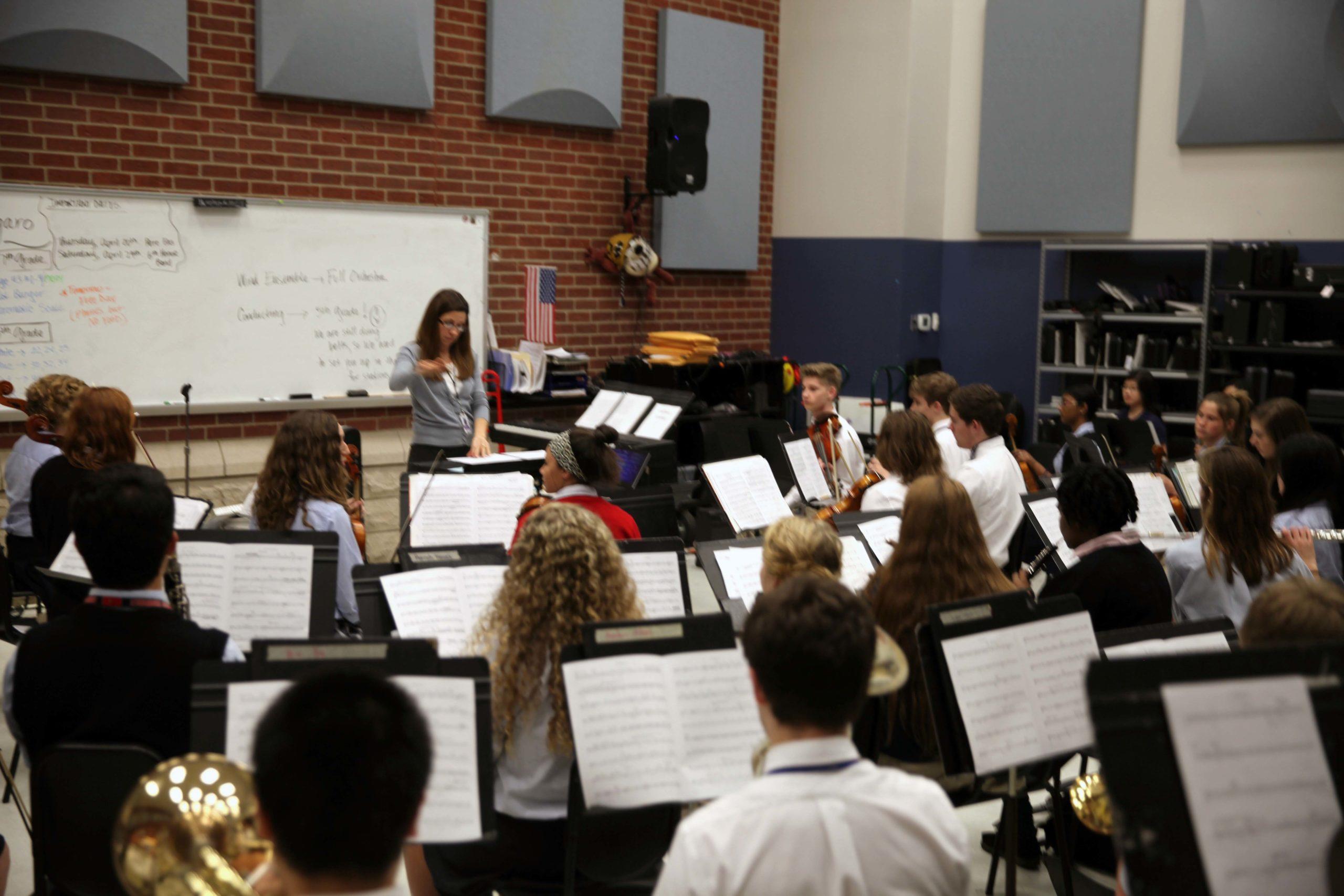 Christian Academy School System   Careers   Fine Arts Classroom