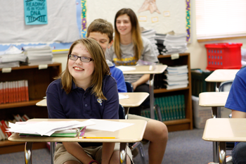Christian Academy School System | Indiana Campus | Middle School